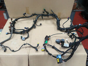 PEUGEOT 207 16 HDI 2007 ENGINE WIRING LOOM HARNESS 9663381380 eBay