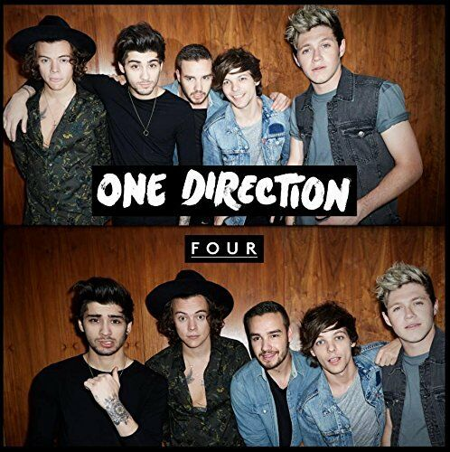 1 of 1 - One Direction - Four NEW CD