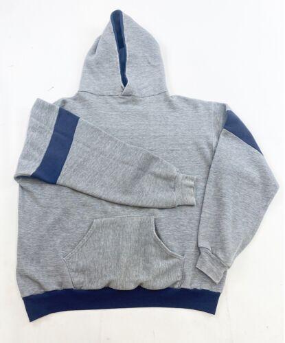 Vintage 70s Russell Athletic Hoodie Sweatshirt Me… - image 1