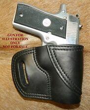 Gary Cs Leather Avenger Owb Holster Colt Government 380 Amp Similar Clones