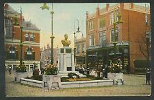 Apeldoorn  Marktplein - Monument Willem I
