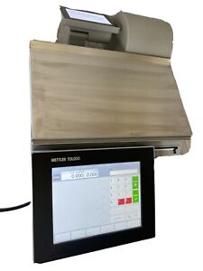 Mettler-Toledo-PACT-M-Bakery-Deli-Scale-W-Printer-EASY-TO-USE
