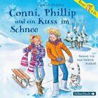 Conni & Co 09: Conni, Phillip und ein Kuss im Schnee von Dagmar Hoßfeld (2013)