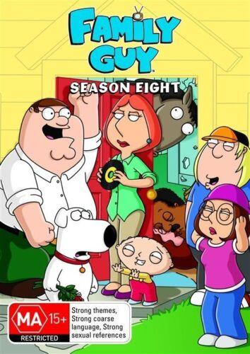 1 of 1 - Family Guy : Season 8 : NEW DVD