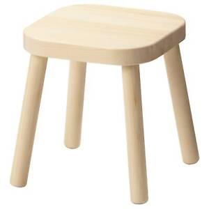 Stupendous Details About Ikea Flisat Kids Furniture Small Chairs Childrens Stool 24X24X28 Cm Creativecarmelina Interior Chair Design Creativecarmelinacom