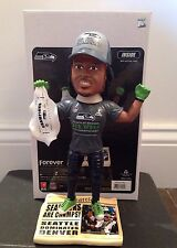 Marshawn Lynch /500 Seattle Seahawks Super Bowl XLVIII Champs Bobblehead, NFL