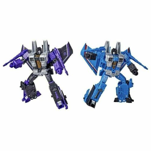 Transformers Generations War for Cybertron Earthrise Voyager WFC-E29 Seeker 2-Pk