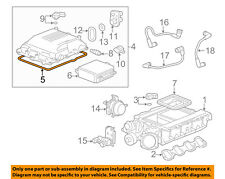 Gm Oem Supercharger Cover Assembly Gasket 12613457