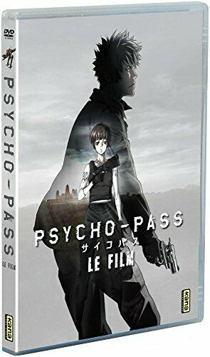 Psycho-Pass - Le Film // DVD NEUF