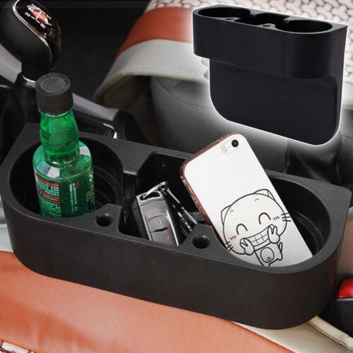Auto Flaschenhalter mit Organizer für Getränkehalter Becherhalter KFZ PKW LKW