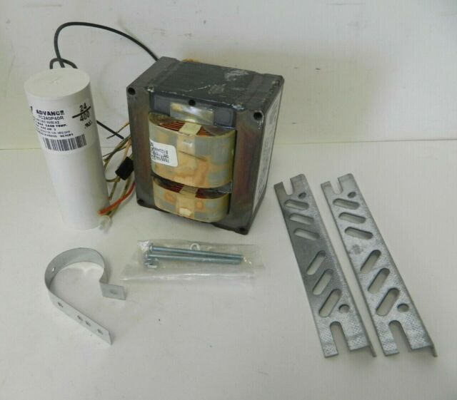 Advance Core & Coil Ballast Kit 71a6051-001d 400 Watts M59 ...