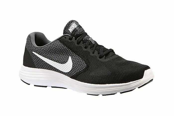 29544f332d NEW Nike Revolution Men's US Size 11.5 Athletic Running shoes 819300 001  Black 3 ntisaf96-Athletic Shoes