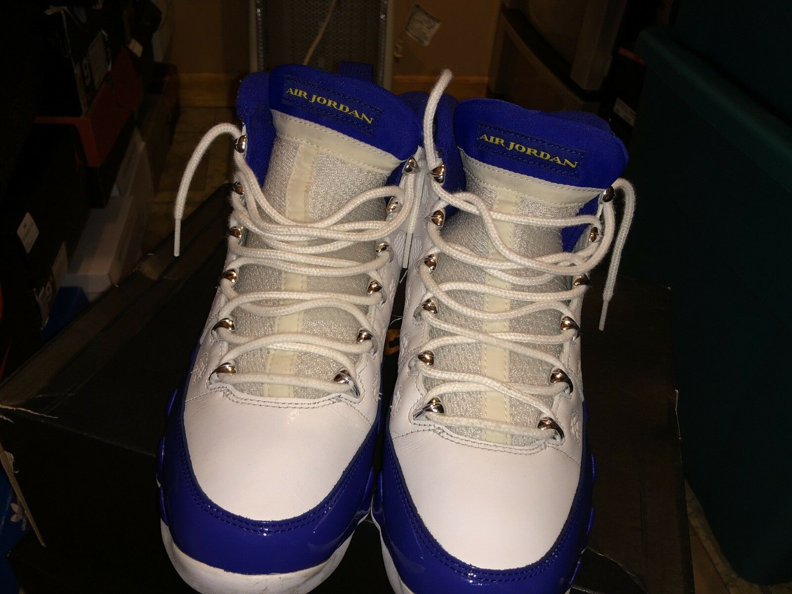 Air Jordan Retro 9 Kobe Pe