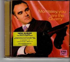 (FH593) Morrissey, You Are The Quarry - 2004 CD