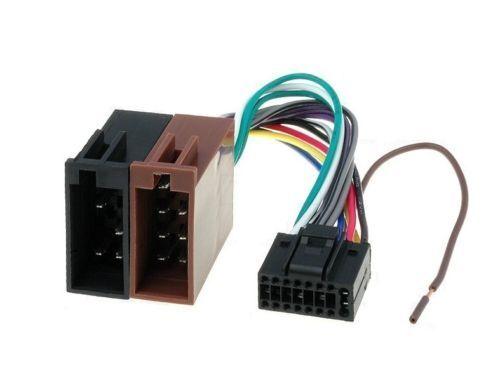 Kenwood ISO autoradio adaptador kdc-w4041a kdc-w3541a kdc-w3041a kdc-w3041g