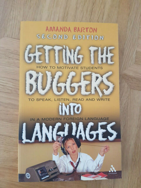 Getting the Buggers into Languages von Amanda Barton (2006, Taschenbuch)