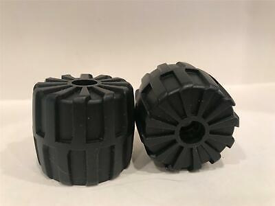 x4 Lego Wheel Hard Plastic Medium lg70 35mm D. x 31mm