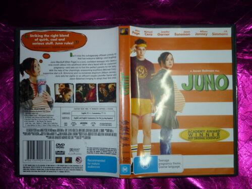 1 of 1 - JUNO (DVD, M)