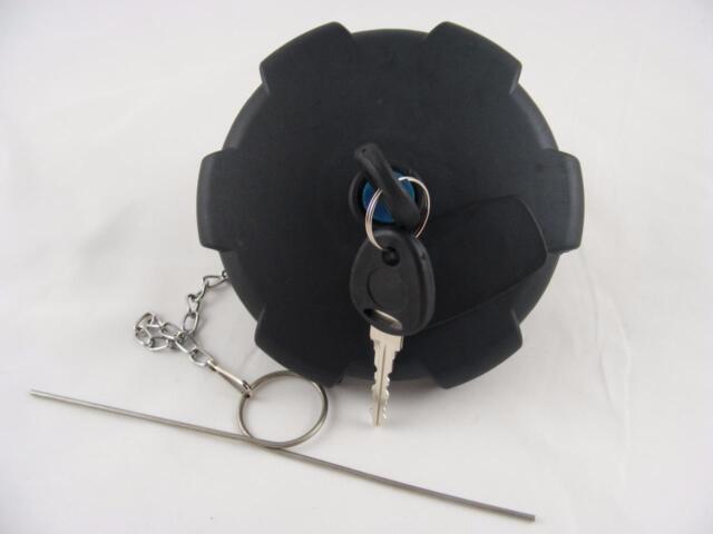 Brand New Locking Diesel Fuel Tank Cap for DAF XF/CF Diameter 80 mm