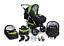 Kinderwagen Kombikinderwagen Primal 3in1 sofort lieferba Babyschale 0-13 KG