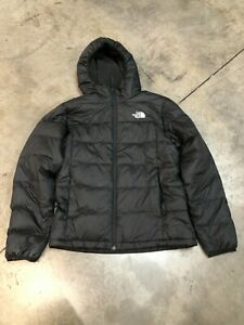 The North Face Men's Alpz Luxe Down Jacket with Hood Black ...