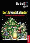 Die drei ??? Kids - Der Adventskalender von Ulf Blanck (2011, Gebunden)