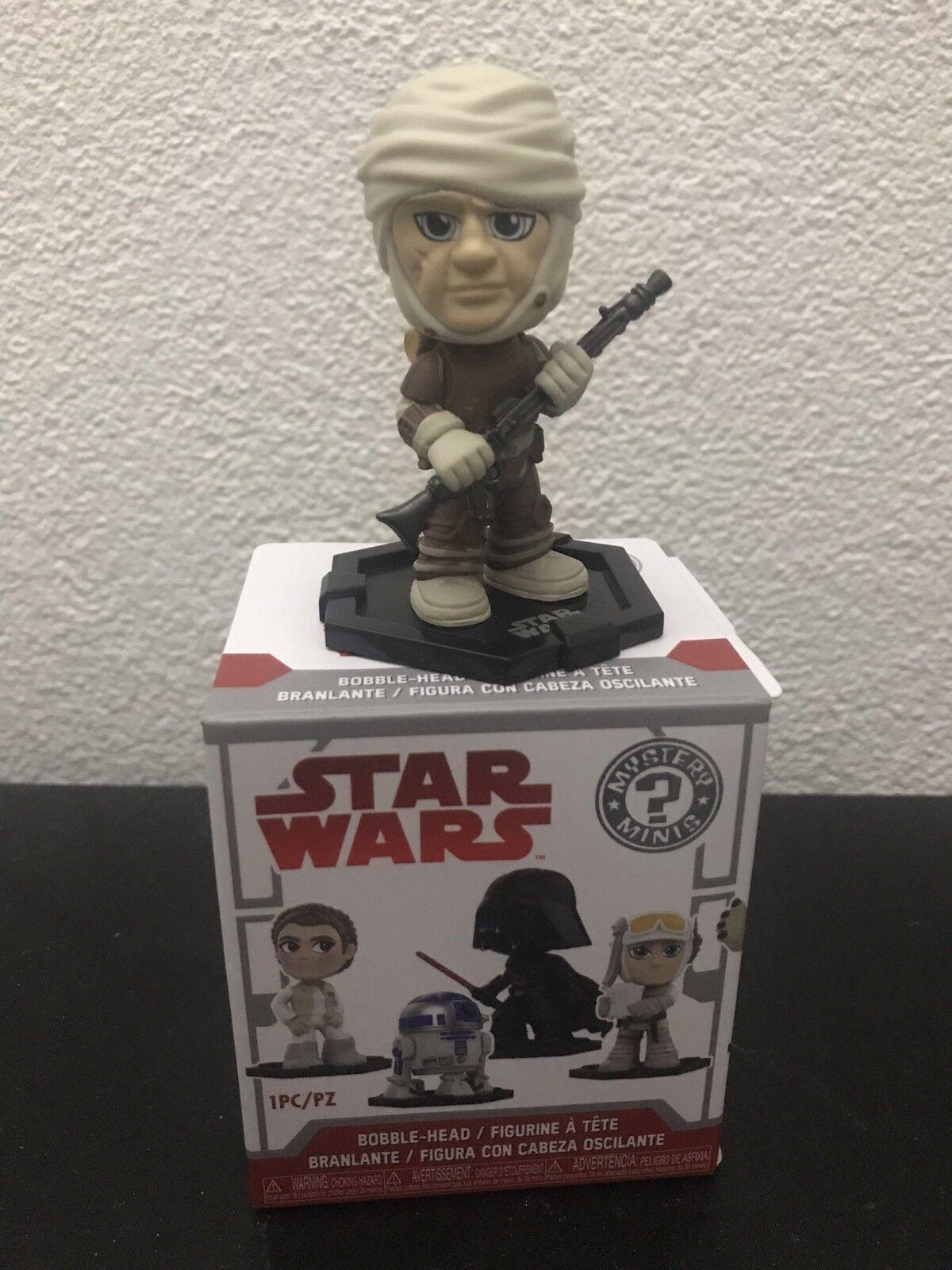Funko Mystery Minis Star Wars The Empire Strikes Back - DENGAR 1 72 RARE FIGURE