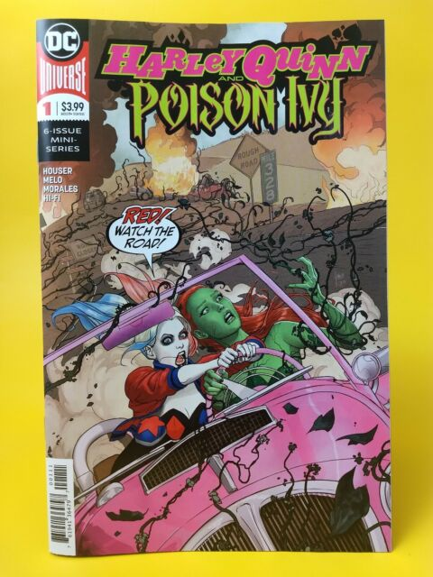 Harley Quinn and Poison Ivy #1 NM | 1st Print | DC Comics (2019)