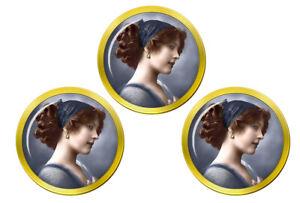 Edouardienne-Femme-Marqueurs-de-Balles-de-Golf