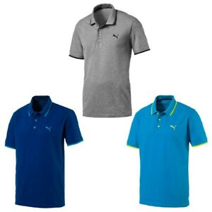 Puma-caballero-Hero-Sport-polo-t-shirt-dry-Cell-camiseta-polo