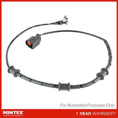 1x Fits Mini CooperD F55 1.5 Genuine Mintex Front Brake Pad Wear Sensor
