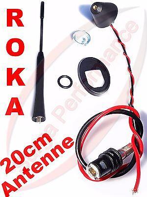 1 Dachantenne AUDI A6 4B ROKA Avant Stab Antenne Audi 4B9 051 505