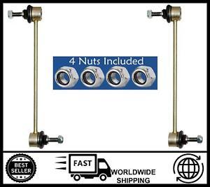 Stabiliser Anti Roll Bar Drop Links Pair (Front) For Daewoo Kalos Nubira Tacuma