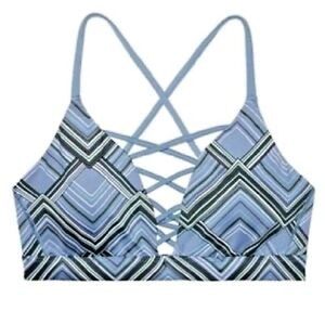 ea4cbfd98a NWT Victorias Secret Sport Strappy Caged Front Lace-Up Sports Bra ...