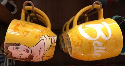 Disney Parks Exclusive Princess Belle Looking for Adventure Quotes Ceramic Mug
