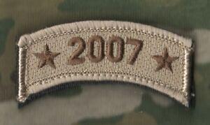 USMC-MARINES-RECON-RANGERS-PATHFINDER-burdock-TAB-Theater-Stationed-Year-2007