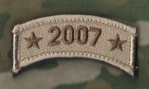 Theater Stationed Year 2007 USMC MARINES RECON RANGERS PATHFINDER burdock TAB