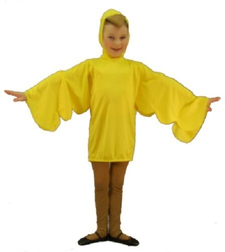 World Book Day-Animals-Unisex-Yellow UGLY DUCK Larger Child Sizes
