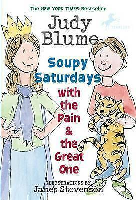 1 of 1 - Soupy Saturdays with the Pain and the Great One (Pain & the Great One (Quality))