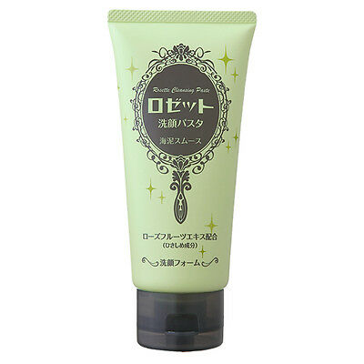 Rosette Cleansing Paste Face Wash 120g - Sea Clay / White Clay / Ghassoul / Acne