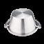 17-034-Stainless-Steel-Comal-Mexican-Carnitas-Cazo-Caso-Cooking-Pot-Outdoor-Wok thumbnail 4