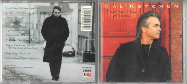 HAL KETCHUM / PAST THE POINT OF RESCUE / 1991 CD ALBUM (1994 UK Release)