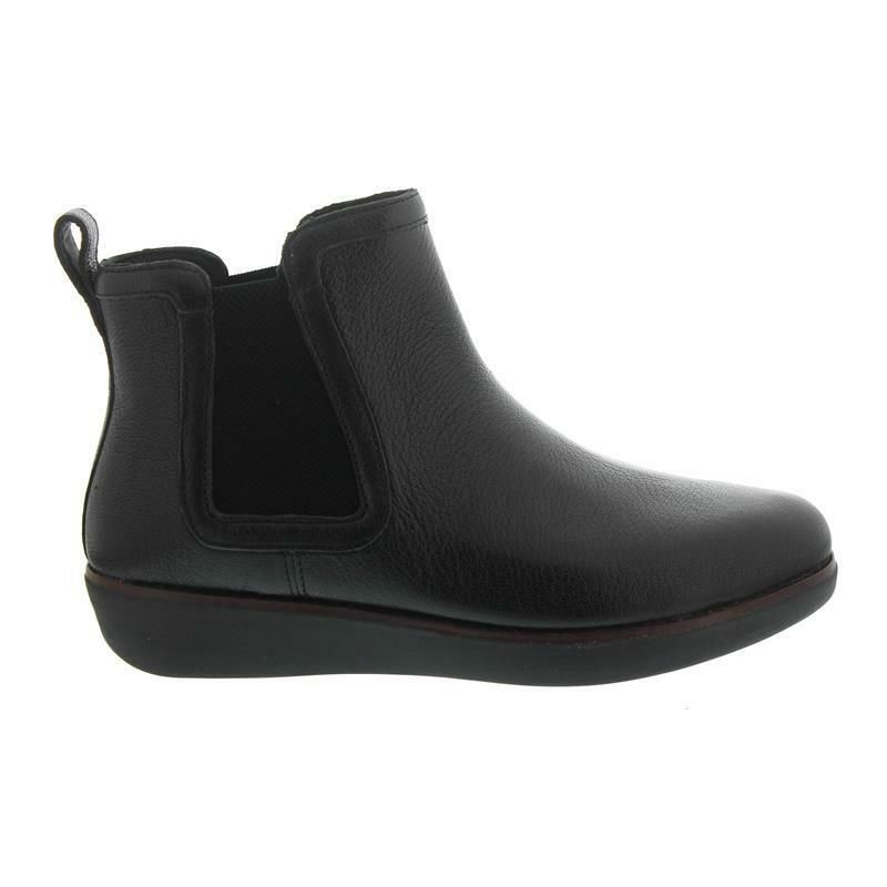 FitFlop Black, Chai, chelsea boots, Black, FitFlop Leather n15-001 1fb9c2