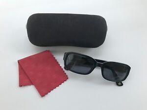 e8f4a8aa133cb7 Rare Classic Chanel Sunglasses with Original Case and Cloth ...