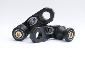 6mm//M6 R R/&G Racing Paddock Stand Bobbins Reels to fit Triumph Street Triple