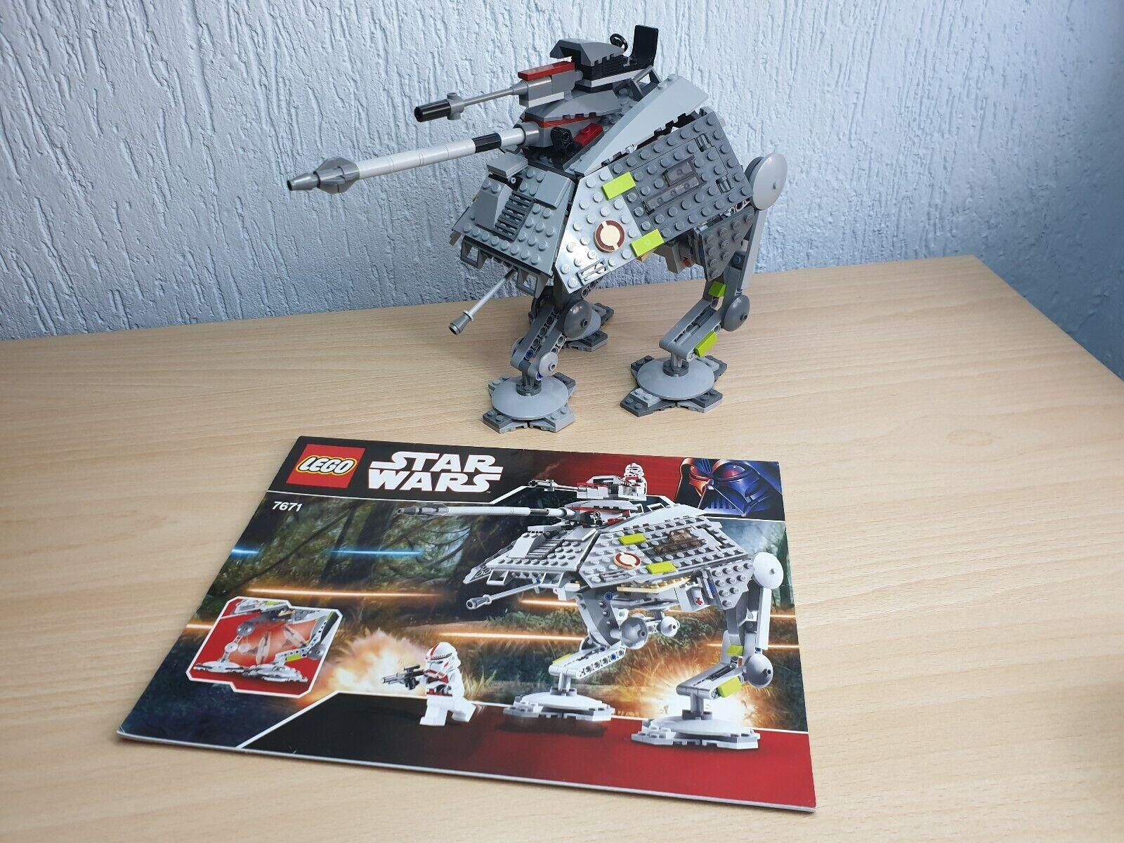LEGO StarWars AT-AP Walker (7671)
