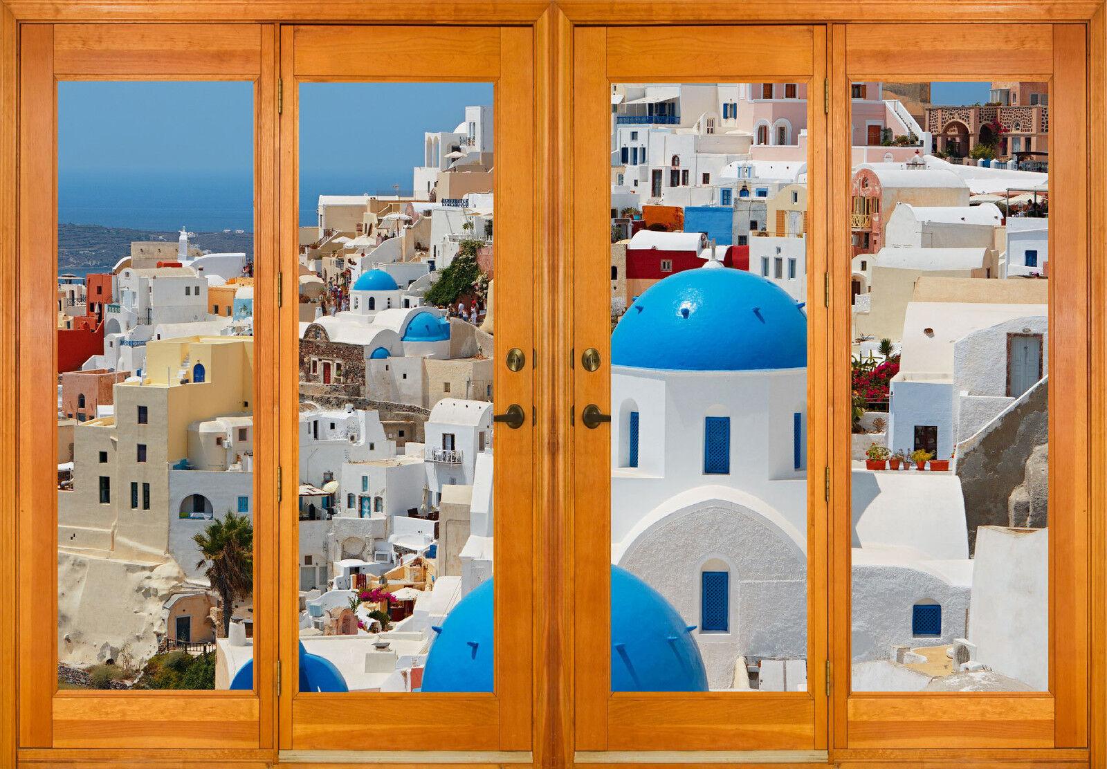 Aufkleber Fenster Schein Auge Griechenland Ref 2542 (10 Größe)