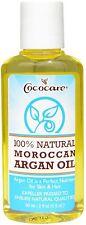 Cococare 100% Natural Moroccan Argan Oil 2 oz