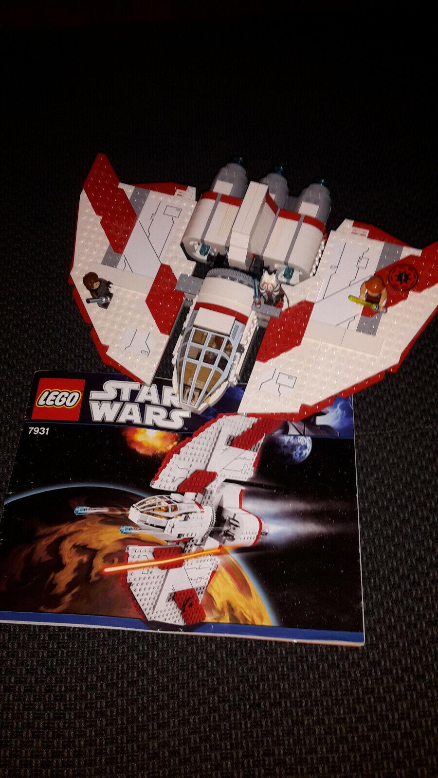 Lego Star Wars Jedi Shuttle 7931