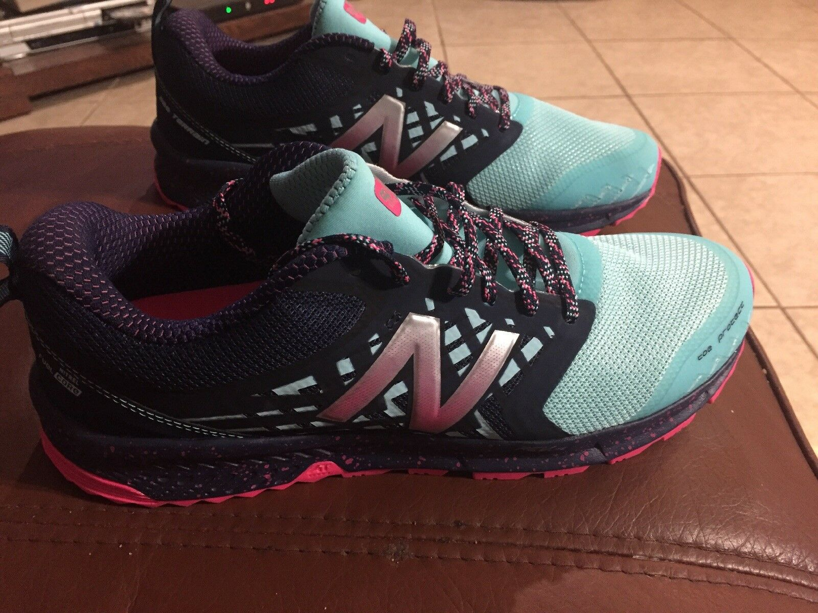 New Femme New Balance FuelCore Nitrel Trail Running Chaussures